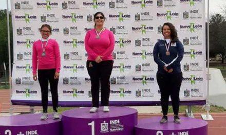 Brenda Merino arrazó en el grand prix de Nuevo León