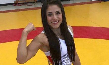 Podio en Panamericanos y Olímpicos, metas de Ale Romero
