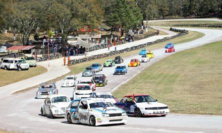 Rugieron motores; arrancó el Regional de Automovilismo de Car Champ