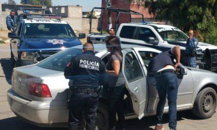En apoyo a autoridades de Puebla, detiene SSPH a individuo con orden de aprehensión