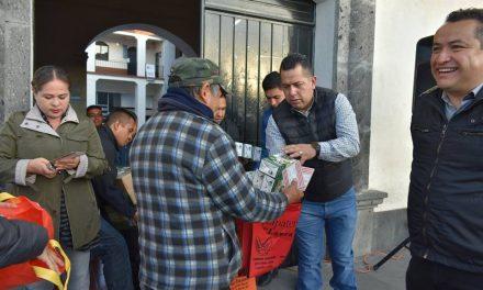Intentan solucionar problema de desabasto de leche Liconsa en Zapotlán