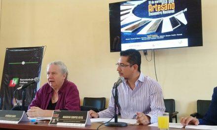 Realizarán Encuentro Nacional de Artesanos