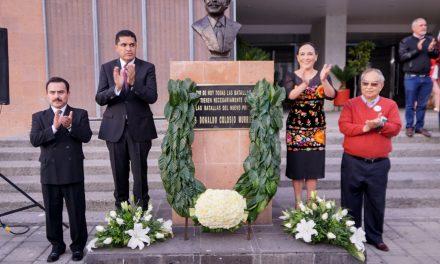 Conmemoran 25 aniversario luctuoso de Colosio