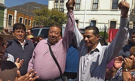 FOIDEH tomará el centro de Pachuca en apoyo a huelguistas