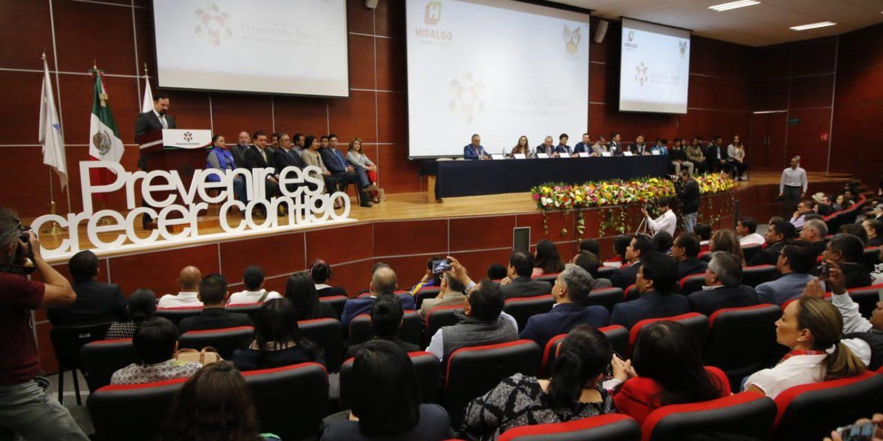 Hidalgo, sede del Congreso Nacional sobre Prevención de Violencia