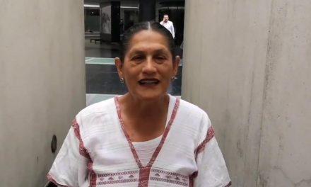 Comer tacos de carnitas es festejar la caída de Tenochtitlán, declara senadora