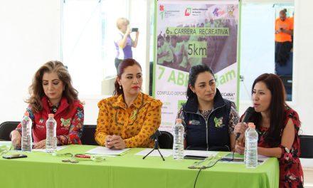 "Presentaron sexta edición de la carrera ""Craniosinostosis México"""