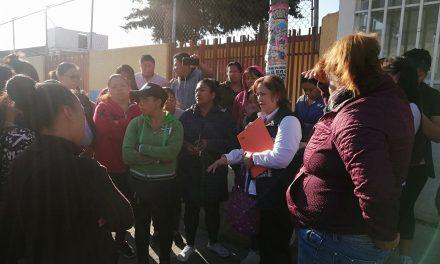 Exigen al ayuntamiento de Pachuca proporcione desayunos a niños con desnutrición