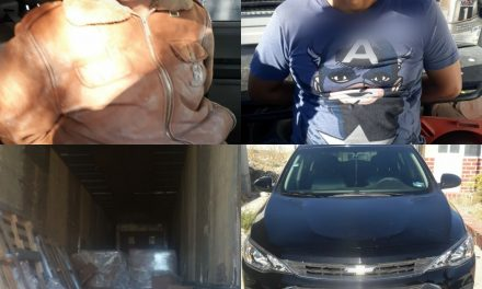 Tres detenidos por robo y asalto en Tizayuca