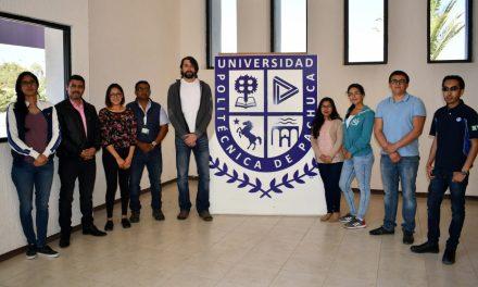 Estudiantes de la UPP viajarán a EU para trabajar en proyecto aeroespacial