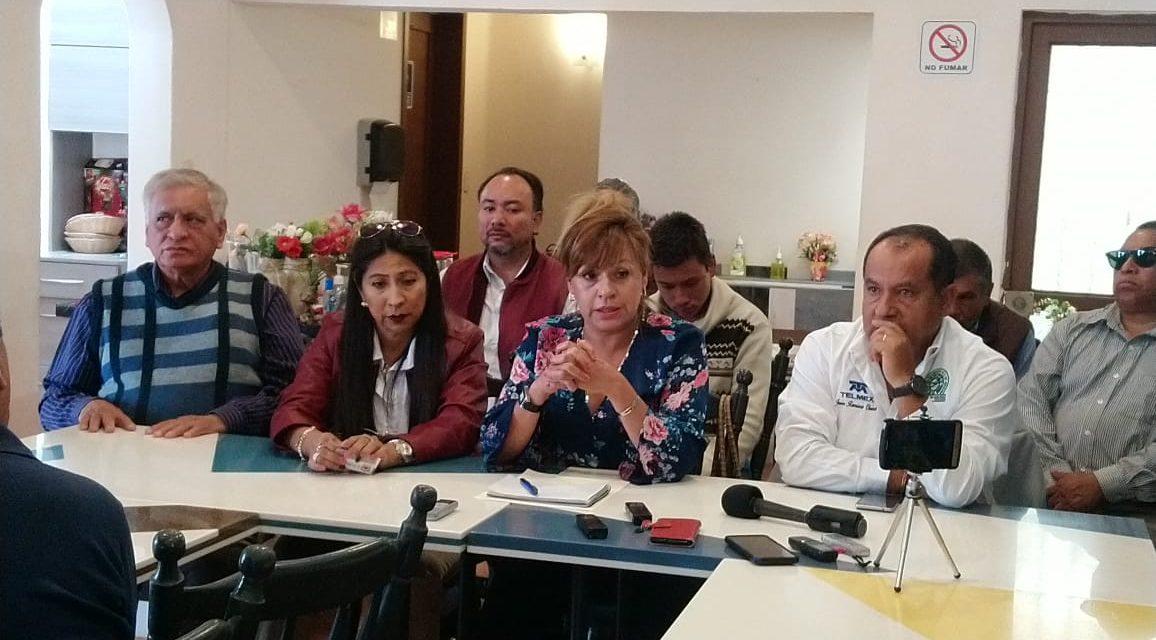 Irma Hernández pretende dirigir a Morena en Hidalgo