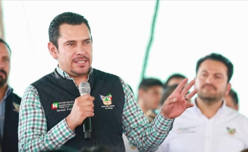 Encabeza Israel Félix audiencia pública en Pachuca