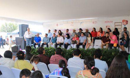 3 mil 500 beneficiarios con Jornada de Lentes gratuitos en Villa de Tezontepec