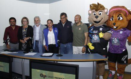Firma de convenio beneficiará a menores de Ciudad de los Niños