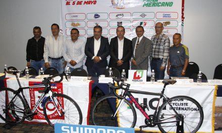 Presentaron Campeonato Panamericano de Ruta Hidalgo 2019