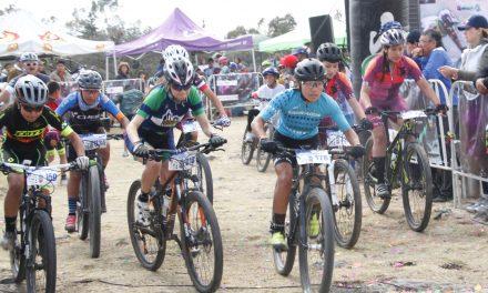 Ciclistas hidalguenses pasan lista en Copa Federación