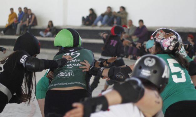 Medusas Roller Derby regresan hoy al óvalo de la CDMX
