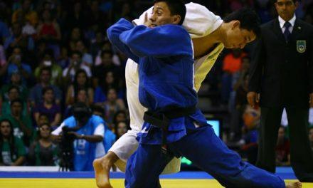 Olvera y Castillo, sin podio en Abierto Panamericano de Santiago de Chile