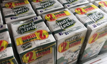 Nutrileche no es leche, afirma titular de Profeco