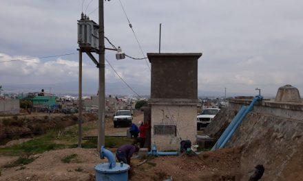 Siete colonias de Tulancingo con afectaciones en servicio de agua potable
