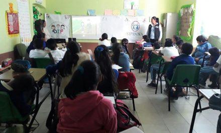 Implementan campaña preventiva contra el ´sexting´ en Tolcayuca