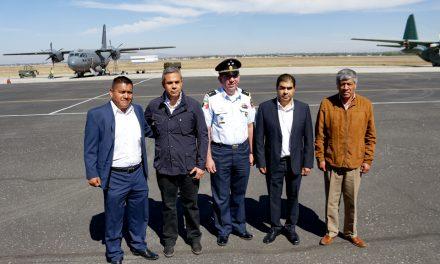 Tizayuca presente en la Feria Aeroespacial México 2019