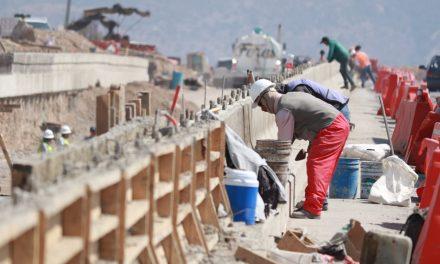 Obras en bulevar Colosio terminarían en mayo