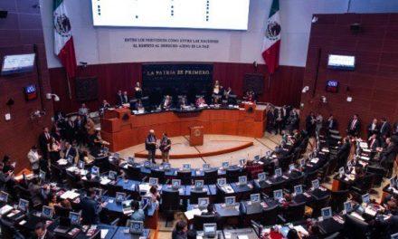 Senado aprueba reformas que amplían delitos para juzgar al presidente