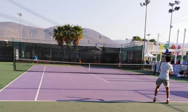 Deporte blanco celebró su Torneo Seccional