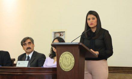 Regidora de Pachuca confía en que la próxima semana concluya huelga
