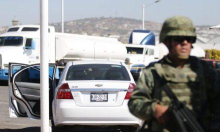 Hidalgo se ubica con 10 focos rojos en Semáforo Delictivo en febrero