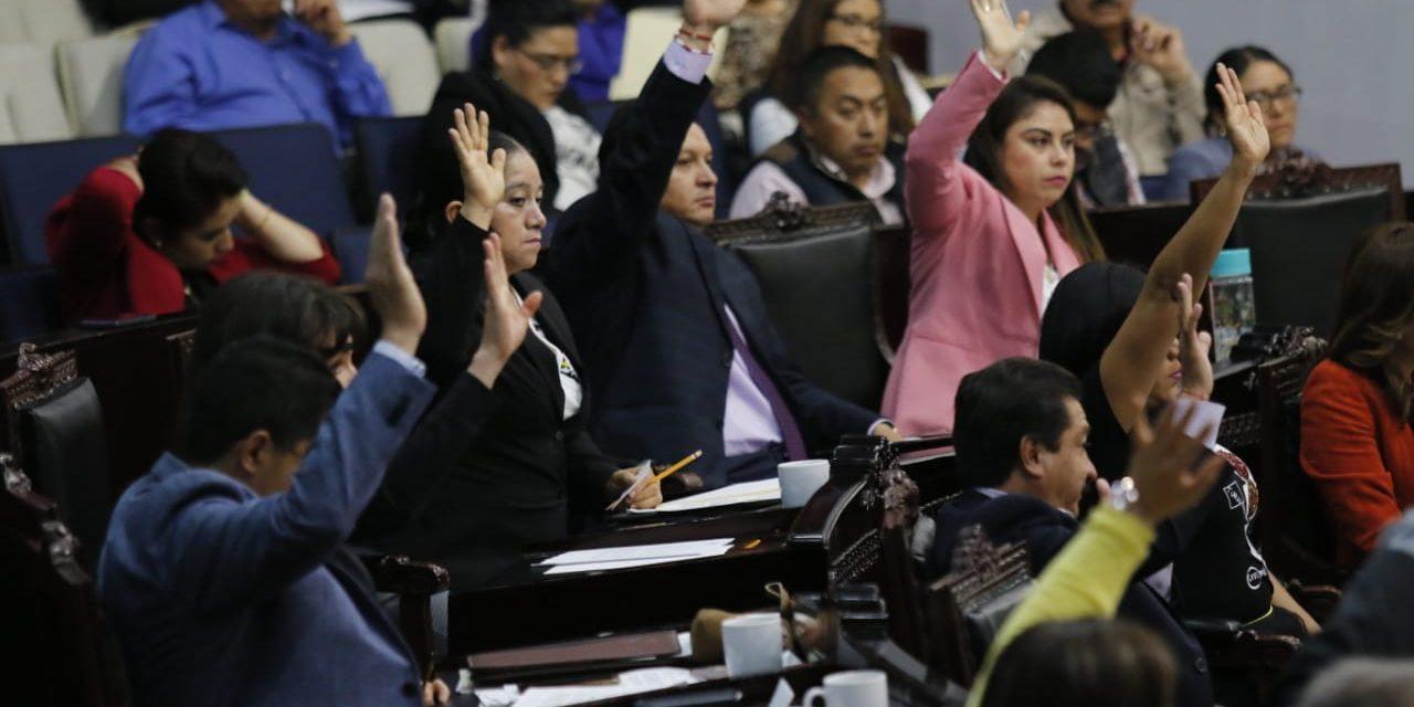 Aprueban 35 iniciativas en primer año legislativo