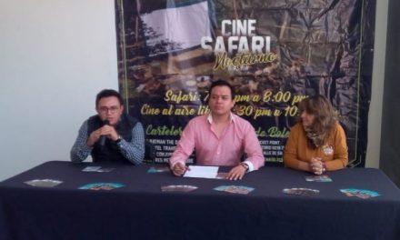 Tuzoofari anuncia recorridos de cine safari