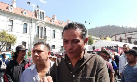 FOIDEH tomará el centro de Pachuca sin afectar a terceros