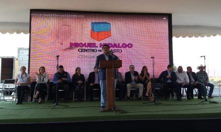 Realizan presentación del Centro de Abasto de Zapotlán
