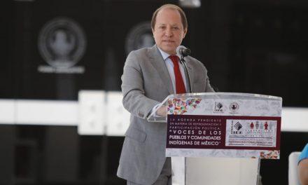 Consejero del INE en desacuerdo por desaparición de Oples