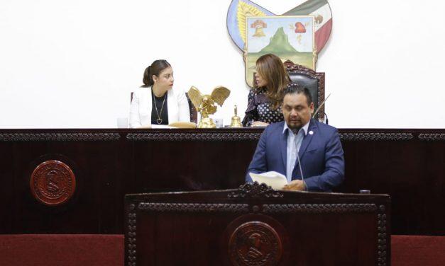 Por extorsiones a comercios, pide Víctor Osmind intervención de Seguridad Pública