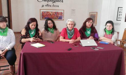 Foros para despenalizar el aborto despenalizar están amañados, acusa Marea Verde