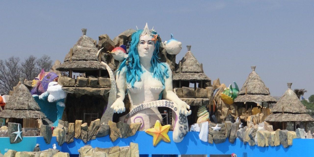 Cayó la visita de turistas a los balnearios de Hidalgo, durante Semana Santa