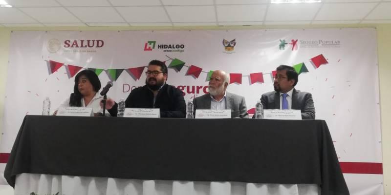 Cierran 15 centros de salud en Hidalgo por recorte a Prospera
