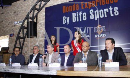 Bife Sport y Honda Argenta oficializan alianza comercial