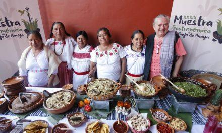 Mil cocineras participarán en la Muestra Gastronómica de Santiago de Anaya