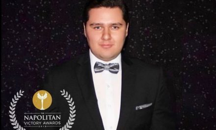 El hidalguense Arturo Rivera, gana el Youth Leadership Award en Washington, DC