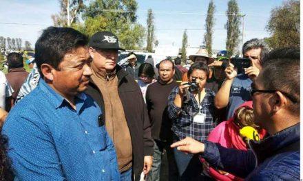 Disminuyó 80% el robo de combustible en Tlahuelilpan: alcalde