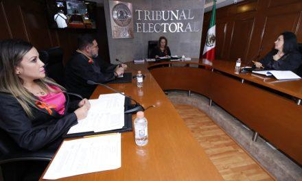 TEEH desecha quejas sobre elecciones de delegados en MR