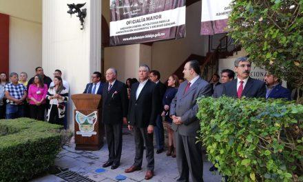 Inauguran exposición fotográfica sobre los 150 años de Hidalgo