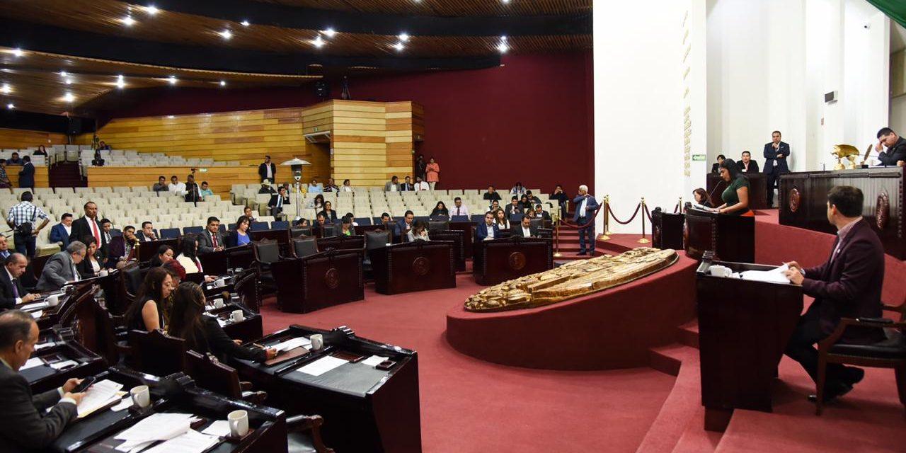 Congreso local respalda a López Obrador por la dignidad nacional
