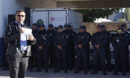 Cambian a jefe policíaco en Tepeapulco