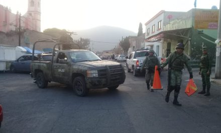 Saldo Blanco en la Región del Valle de Tizayuca   durante la primera semana vacacional