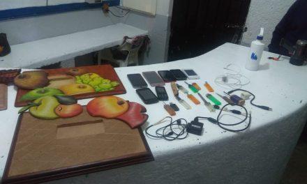 Realizan operativo sorpresa en Cárcel Distrital de Tizayuca